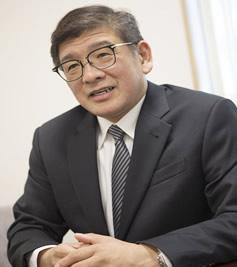 萩尾工業株式会社 代表取締役 萩尾勝美