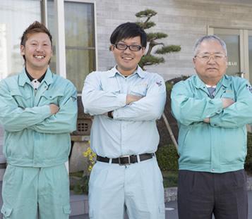 萩尾工業株式会社/低コストを実現する「多能工」の強み